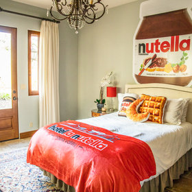 Food & Wine: Inside the Nutella Hotel in Napa Valley