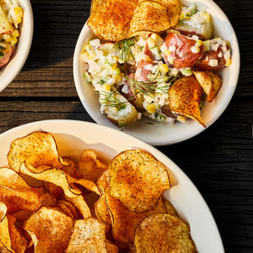 Food & Wine: Barbecue-Spiced Potato Chips