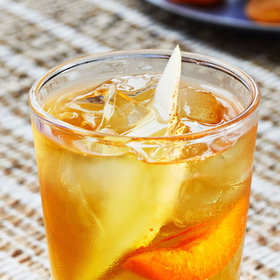 Food & Wine: Pear-Apricot Rum Cooler