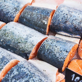 Food & Wine: Get Schooled: How to Buy the Best Salmon at the Grocery Store