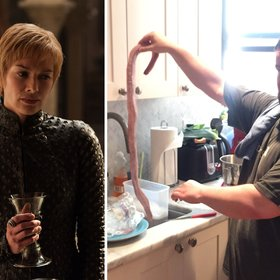 Food & Wine: I Spent $400 on a 'Game of Thrones' Dinner Party Featuring Rattlesnake and Locusts