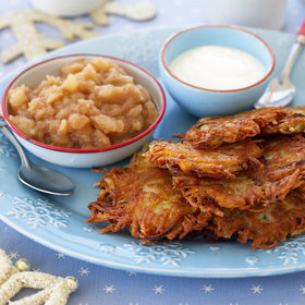 Food & Wine: Yes, You Can Make Latkes Ahead of Time