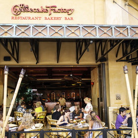mkgalleryamp; Wine: The Cheesecake Factory's New Restaurant Is a Cheesecake-Free Zone