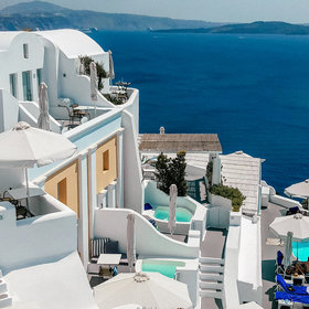 Food & Wine: The $29,000 Secret That Makes This Greek Hotel So Instagrammable