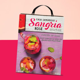 mkgalleryamp; Wine: Aldi Is Selling Boxed Rosé Sangria (and It's Under $10)