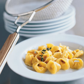 Food & Wine: Vetri's Almond-Ricotta Tortellini with Truffle Butter