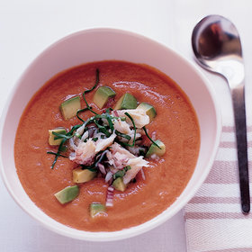 Food & Wine: 5 Brilliant Ways to Top Tomato Soup