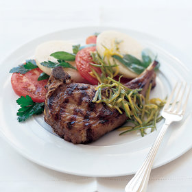 Food & Wine: Veal Chops