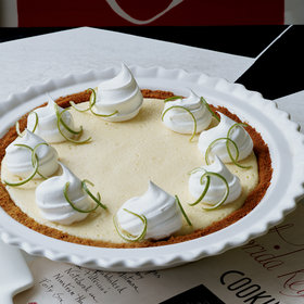 Food & Wine: Tangy Key Lime Pie