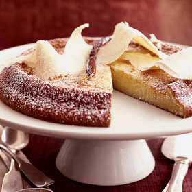 Food & Wine: Vanilla Bean Cake