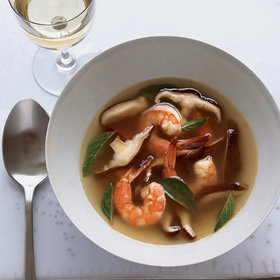 mkgalleryamp; Wine: Hot-and-Sour Shrimp Soup