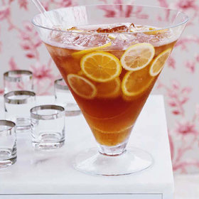 Food & Wine: Brandy-Wine Punch