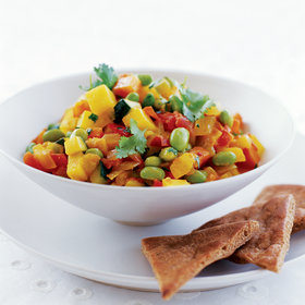 Food & Wine: Curried Mixed Vegetables