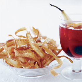 Food & Wine: Fried Parsnip Ribbons