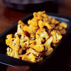 Food & Wine: Turmeric-Ginger Cauliflower