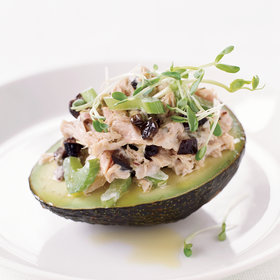 Food & Wine: Fresh Tuna Salad with Avocado