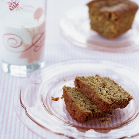 Food & Wine: Cinnamon-Banana Bread