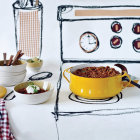 Food & Wine: Beef Chili with Beans