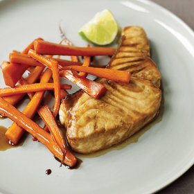 Food & Wine: Guinness-Glazed Halibut