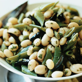 Food & Wine: Cannellini-and-Green Bean Salad
