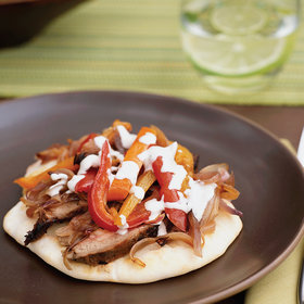 Food & Wine: Grilled Lamb Shwarma