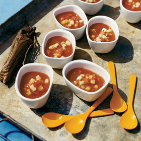 mkgalleryamp; Wine: Watermelon Gazpacho