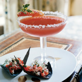 mkgalleryamp; Wine: Blood Orange Margaritas