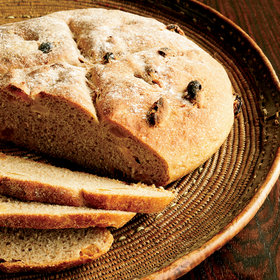 Food & Wine: Raisin Rye Bread