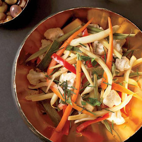 Food & Wine: Crisp Pickled Vegetables