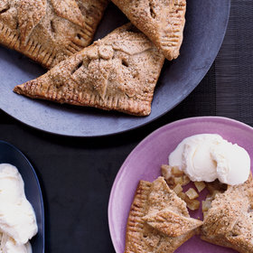 Food & Wine: Apple Rye Turnovers with Celery Seeds