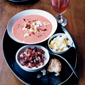 Food & Wine: Tomato and Garlic Dip