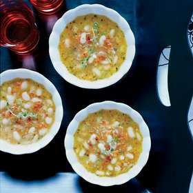 Food & Wine: Bean Soup Recipes