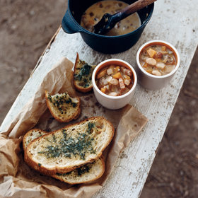 Food & Wine: Garlic Bread