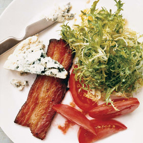 Food & Wine: BLT Salad with Blue Cheese