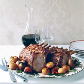 Food & Wine: Citrus-Marinated Pork Rib Roast