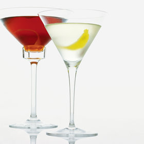 Food & Wine: How to Make a Martini and More Cocktail Tips from ICE