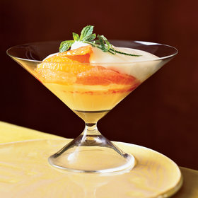 Food & Wine: White Chocolate-Citrus Parfait