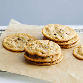 Food & Wine: Milk-Chocolate-Chip Cookies