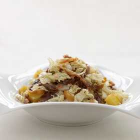 Food & Wine: Warm Duck-and-Cabbage Salad