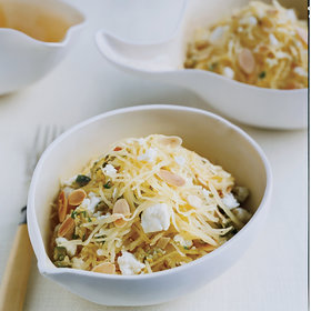 Food & Wine: Warm Spaghetti-Squash Salad