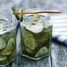 Food & Wine: 7 Awesome DIY Summer Pickles