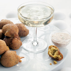 Food & Wine: Hush Puppies with Remoulade