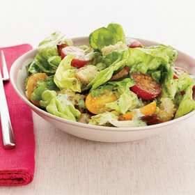 Food & Wine: BLT Bread Salad