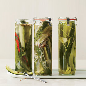 Food & Wine: Spicy Dill Quick Pickles