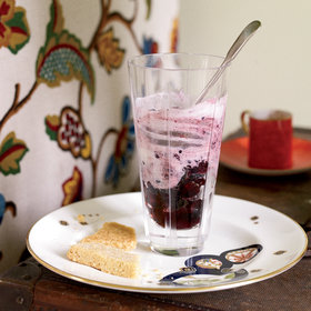 Food & Wine: Blackberry Fool with Calvados