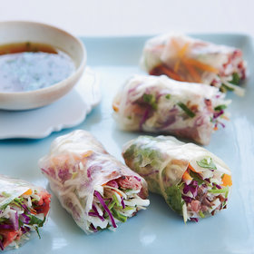 Food & Wine: Roast Beef Summer Rolls