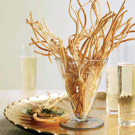 Food & Wine: Crispy Udon Noodles with Nori Salt
