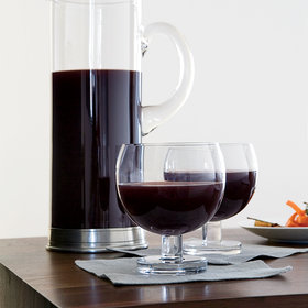 Food & Wine: Mulled Red Wine with Muscovado Sugar