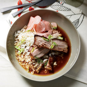 Food & Wine: Braised Pork Belly with Pickled Radishes