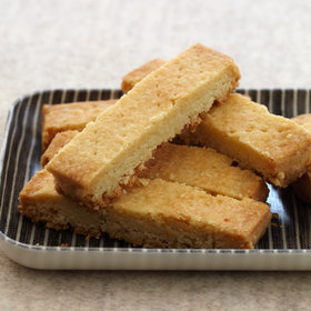 Food & Wine: Buttery Vanilla Shortbread